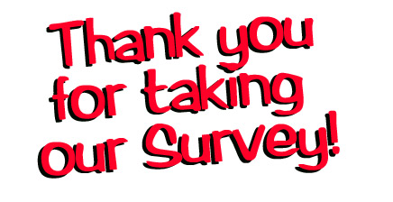 Parent Survey Responses – Thank You!