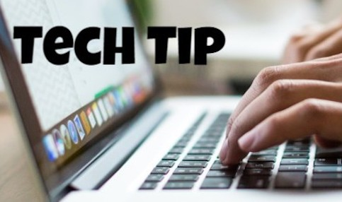 October Tech Tip
